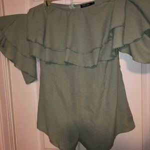 Nasty Gal Pants & Jumpsuits - NWT NASTY GAL never worn romper!